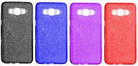 Чехол TWINS с блестками Samsung J510 Galaxy J5 2016