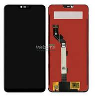 Модуль Xiaomi Mi8 Lite black дисплей экран, сенсор тач скрин Сяоми Ксиоми Ми 8 Лайт