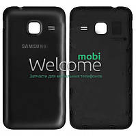 Задняя крышка Samsung J105H Galaxy J1 Mini (2016) black, сменная панель самсунг