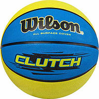 Баскетбольный мяч Wilson Clutch Basketball Size 7 SS16 WTB1432XB