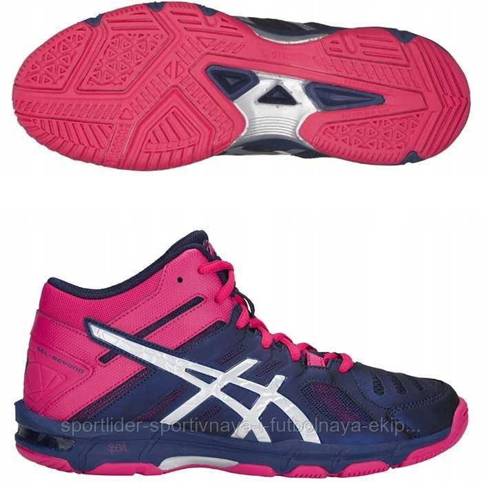 9b3a9aebe9cbf9 Волейбольные кроссовки женские Asics Gel Beyond 5 MT B650N-400 ...