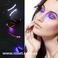 Светодиодные накладки на ресници - Led Lashes мульти цвет, фото 1