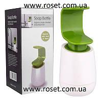 Дозатор жидкого мыла С-стиля - Soap bottle Hygienic., фото 1