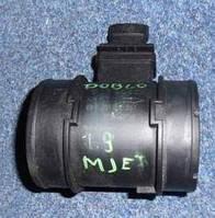Расходомер воздуха Fiat Doblo 1.9MJet Bosch 0281002861 / 55206756