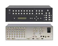 Универсальный презентационный матричный коммутатор и масштабатор видео сигнала в графический Kramer  VP-747