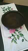 Глиняная миска старовинная