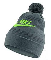 Шапка  Nike Futura Pom Beanie 805950-392