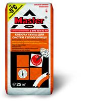 Клеевая смесь для закрепления пенополистирольных плит «Мaster-Termol», 25 кг
