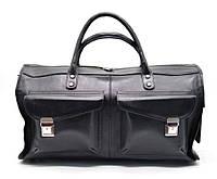 bfb2ee265e5f Мужской кожаный Дорожная сумка TARWA TA-5664-4lx, из натуральной телячьей  кожи