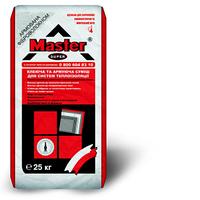 """Клей для теплоизоляции пенополистирольными плитами  """"Master Super"""", 25 кг"""