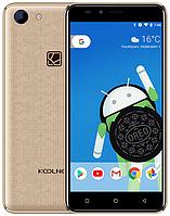 "Koolnee Rainbow Gold 1/8 Gb, 5"", MT6580A, 3G"