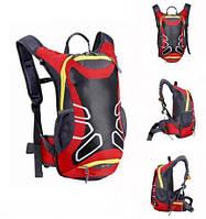 Водостойкий велорюкзак , вело рюкзак, походный рюкзак, спортивный рюкзак, велосумка 15 литров