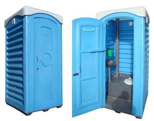 Біотуалет, туалетна кабіна
