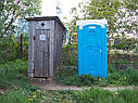 Біотуалет, туалетна кабіна, фото 2