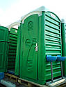Біотуалет, туалетна кабіна, фото 3
