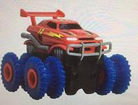 Новинка!  TRIX TRUX Monster Trucks That Flip, Climb And Zip - Line Powerful 4 Wheel Drive TOYS