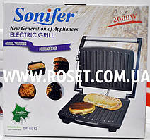 Электрогриль - Electric Grill Sonifer SF-6012 2000W