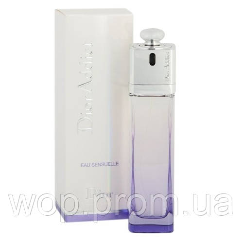 Женская туалетная вода Christian Dior Addict Eau Sensuelle EDT 100 ml - WOP  (world of 66bbe053b78
