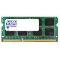 Память SO-DIMM 2Gb, DDR3, 1600 MHz (PC3-12800), Goodram