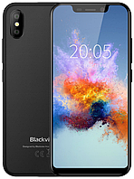 """Blackview A30 black 2/16 Gb, 5.5"""", MT6580A, 3G, фото 1"""