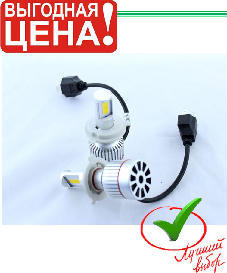 Led лампы для авто UKC Car Led H4