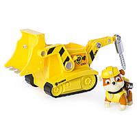 Игровой набор Paw Patrol. Rubble's Diggin' Bulldozer (Щенячий патруль. Крепыш и бульдозер)
