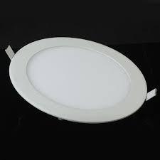 Светодиодный потолочный светильник 3W(круглый теплый белый)