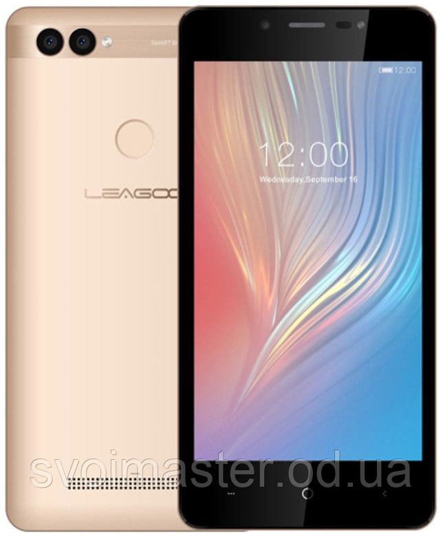 """Leagoo Power 2 gold 2/16 Gb, 5"""", MT6580A, 3G, фото 1"""