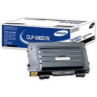 Заправка картриджа Samsung CLP-500D7K