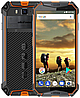 "UleFone Armor 3T orange IP68, 4/64 Gb, 5.7"", Helio P23, 3G, 4G, РАЦИЯ"