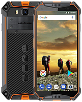 "UleFone Armor 3T orange IP68, 4/64 Gb, 5.7"", Helio P23, 3G, 4G, РАЦИЯ, фото 1"