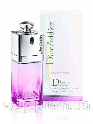 Женская туалетная вода Christian Dior Addict Eau Fraiche EDT 100 ml - WOP  (world of f0f134e5835