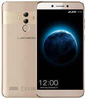 "Leagoo T8S gold 4/32 Gb, 5.5"", MT6750T, 3G, 4G, фото 1"