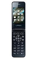 Sigma mobile X-Style 28 Flip blue, фото 1