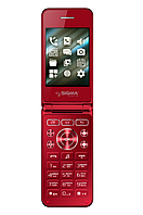 Sigma mobile X-Style 28 Flip Red, фото 1