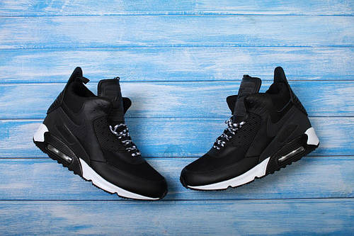 b6c978fe Зимние кроссовки в стиле NIKE Air Max 90 Sneakerboot Winter