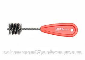 Щітка для внутрішньої очистки труб Ø= 28 мм [12/120]