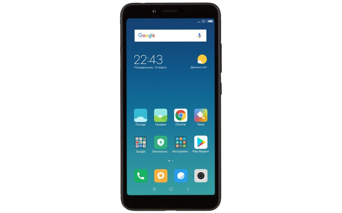 d9b860c5161c7 Смартфон Xiaomi Redmi 6A 2/32Gb duos (black) Global, цена 2 824 грн ...