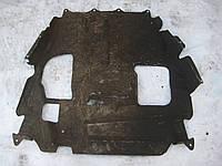 Защита двигателя и КПП тонкая