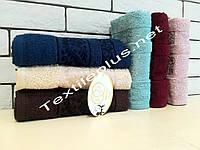 Махровые полотенца Luzz 50*90см