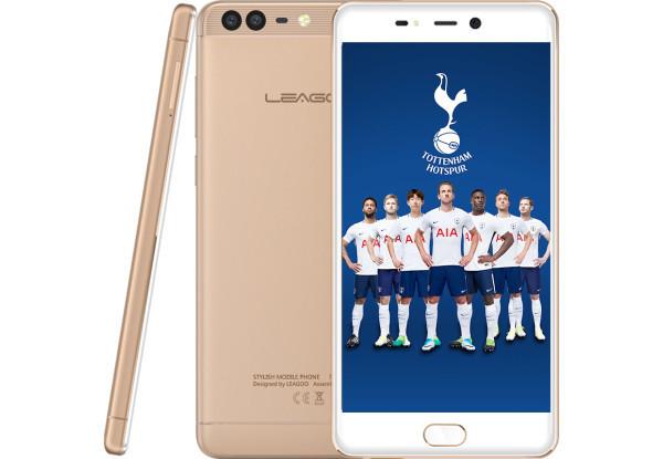 Смартфон Leagoo T5C (gold) 3Gb/32Gb оригинал - гарантия!