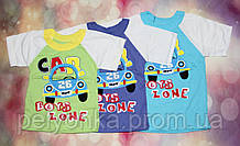 Детская футболка 546 (кулир)