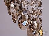"""Светильник с подвесками цвета """"шампань""""DH 6016E GD-SP, фото 6"""
