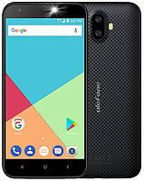 "Ulefone S7 Black 1/8 Gb, 5"", MT6580A, 3G, фото 1"
