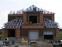 Строительство мансард, пристроек