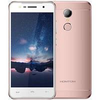 Смартфон HomTom HT37 Pro (rose gold) оригинал - гарантия!