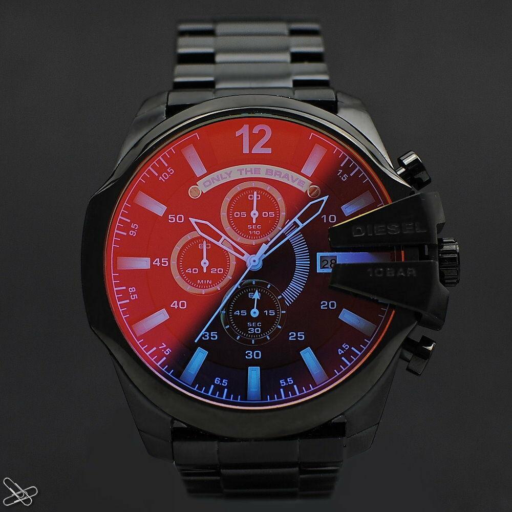Наручные часы В стиле Diesel 10 Bar
