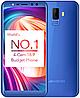 "Leagoo M9 blue 2/16 Gb, 5.5"", MT6580A, 3G"
