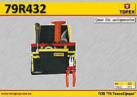 Сумка для инструмента 8 карманов,  TOPEX  79R432, фото 1