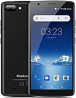 "Blackview A20 Black 1/8Gb, 5.5"", MT6580M, 3G, фото 1"
